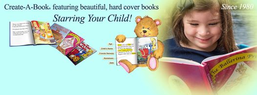 Starring your child banner